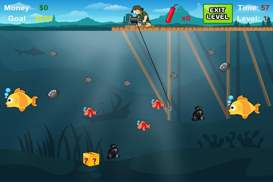 Screenshot Fishingovia Lite